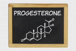 chemical formula of progesterone