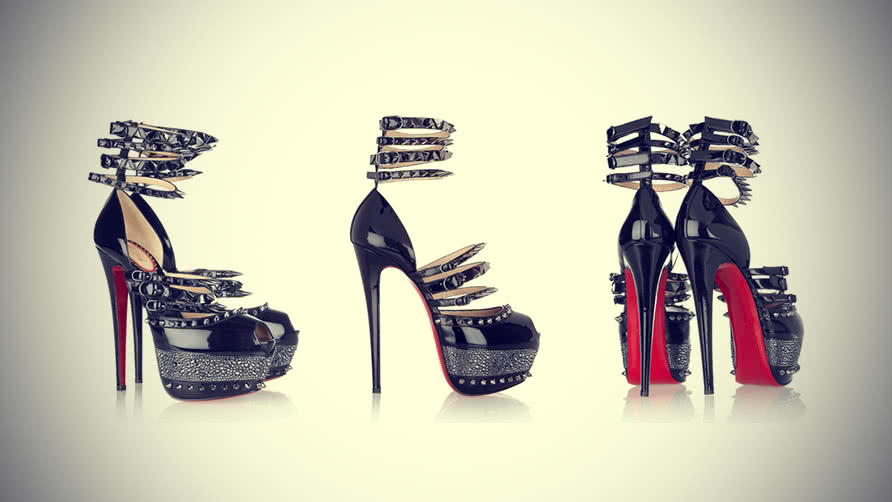 Christian Louboutin 20th Anniversary Isolde 160 Sandals