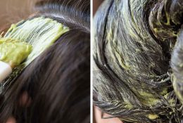 Rosemary Avocado Coconut Oil Hair Mask