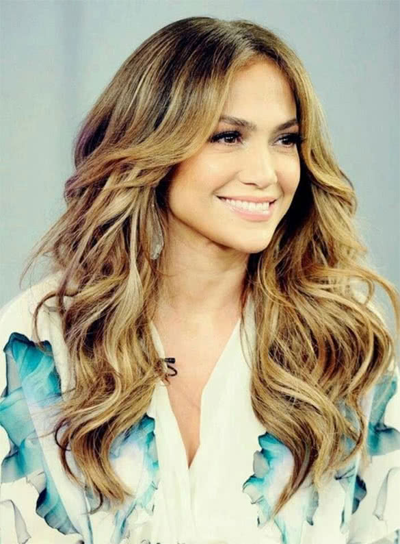 Jennifer lopez hair color how to get jlos hair jennifer lopez highlights pmusecretfo Image collections